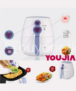 youjia air fryer – make fried snacks in a healthy way cookers kitchen appliances special offer best deals buy one lk sri lanka 1453804827 247x296 - Youjia Air Fryer – Make Fried Snacks In a Healthy Way!