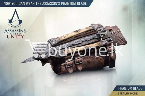 brand new assassins creed 5 unity hidden blade edward action figure baby care toys special best offer buy one lk sri lanka 11822 1 510x339 - Brand New Assassins Creed 5 Unity Hidden Blade Edward Action Figure
