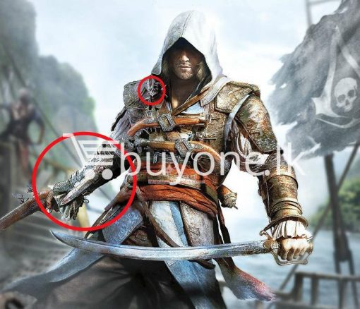 brand new assassins creed 5 unity hidden blade edward action figure baby care toys special best offer buy one lk sri lanka 11823 510x438 - Brand New Assassins Creed 5 Unity Hidden Blade Edward Action Figure