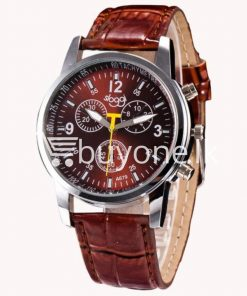 luxury crocodile faux leather mens analog watch men watches special best offer buy one lk sri lanka 10531 247x296 - Luxury Crocodile Faux Leather Mens Analog Watch