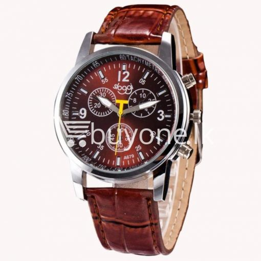 luxury crocodile faux leather mens analog watch men watches special best offer buy one lk sri lanka 10531 510x510 - Luxury Crocodile Faux Leather Mens Analog Watch