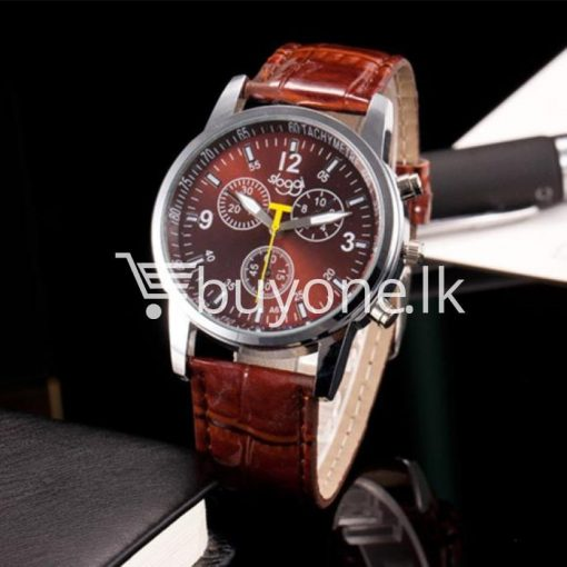 luxury crocodile faux leather mens analog watch men watches special best offer buy one lk sri lanka 10533 510x510 - Luxury Crocodile Faux Leather Mens Analog Watch