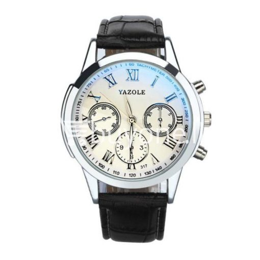 luxury fashion mens blue ray glass quartz analog watch men watches special best offer buy one lk sri lanka 10949 510x510 - Luxury Fashion Mens Blue Ray Glass Quartz Analog Watch