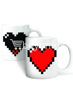 magic heart hot cold coffee mug for couples lovers home and kitchen special best offer buy one lk sri lanka 61980 247x296 - Magic Heart Hot Cold Coffee Mug For Couples & Lovers