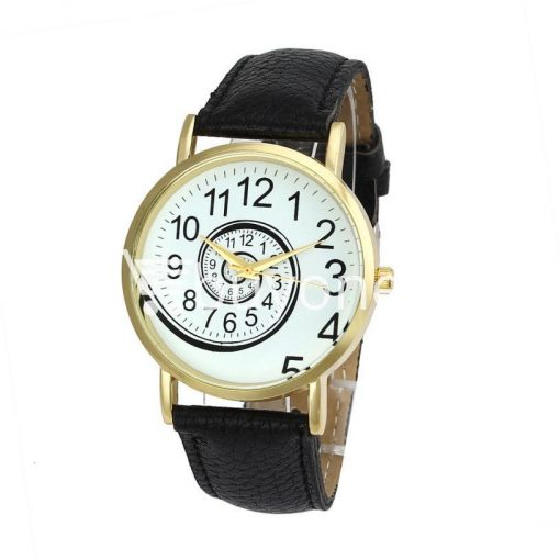 spiral design pattern quartz wrist watch watch store special best offer buy one lk sri lanka 09052 510x510 - Spiral Design Pattern Quartz Wrist Watch