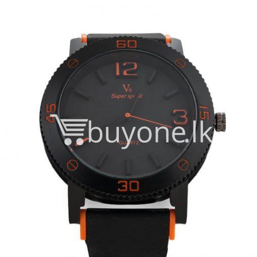 v6 brand fashion quartz sports watches men watches special best offer buy one lk sri lanka 24900 1 510x510 - V6 Brand Fashion Quartz Sports Watches
