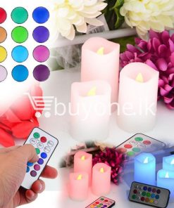 wireless romantic luma color changing candles for party birthday christmas valentine home and kitchen special best offer buy one lk sri lanka 42164 247x296 - Wireless Romantic Luma Color Changing Candles For Party, Birthday, Christmas, Valentine