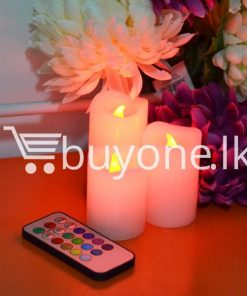 wireless romantic luma color changing candles for party birthday christmas valentine home and kitchen special best offer buy one lk sri lanka 42165 247x296 - Wireless Romantic Luma Color Changing Candles For Party, Birthday, Christmas, Valentine