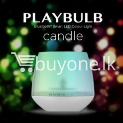wireless smart led playbulb electric candle night light for iphone htc samsung home and kitchen special best offer buy one lk sri lanka 72412 1 247x247 - Wireless Smart LED Playbulb Electric Candle night light For iPhone, HTC, Samsung