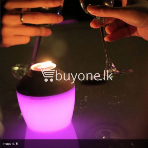 automatic iphone android controlled wireless led electric candle light home and kitchen special best offer buy one lk sri lanka 86987 510x510 - Automatic iPhone Android Controlled Wireless LED Electric Candle Light