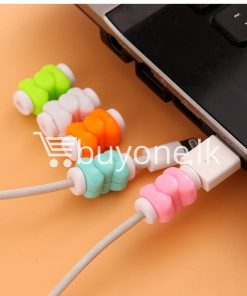 mini portable usb cable earphones protector for apple iphone android mobile store special best offer buy one lk sri lanka 07026 247x296 - Mini Portable USB Cable Earphones Protector for Apple iPhone & Android