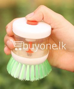 automatic washing brush for non sticky pans dishes home and kitchen special best offer buy one lk sri lanka 35038 247x296 - Automatic Washing Brush For Non Sticky Pans, Dishes