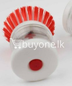 automatic washing brush for non sticky pans dishes home and kitchen special best offer buy one lk sri lanka 35039 247x296 - Automatic Washing Brush For Non Sticky Pans, Dishes