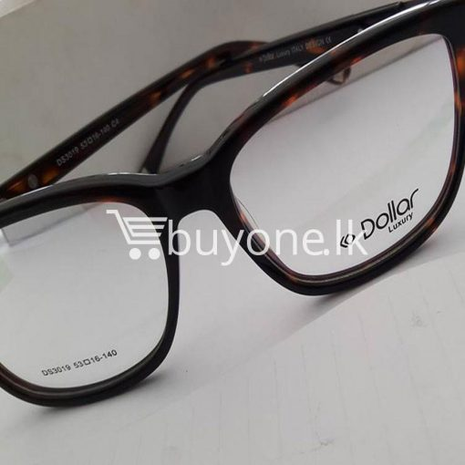 dollar luxury plastic frame unisex special offer buy one sri lanka 4 510x510 - Dollar Luxury Eye Wear For Unisex