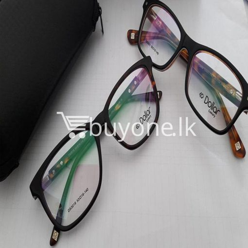 dollar luxury plastic frame unisex special offer buy one sri lanka 6 1 510x510 - Dollar Luxury Eye Wear For Unisex