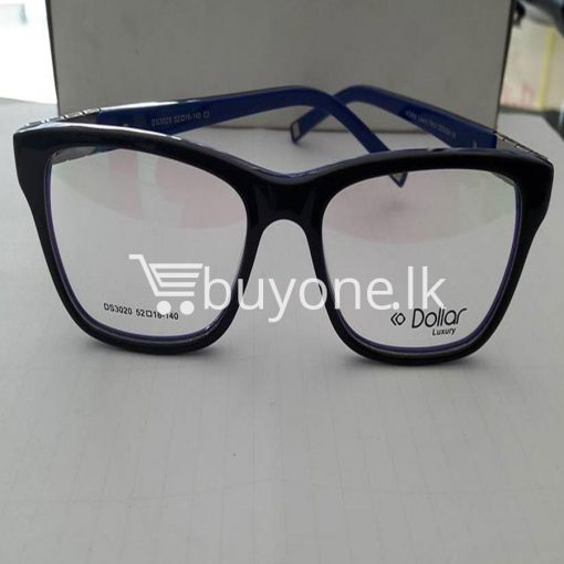 dollar luxury plastic frame unisex special offer buy one sri lanka 7 510x510 - Dollar Luxury Eye Wear For Unisex