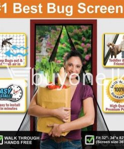 magnetic magic mesh–hands free screen door as seen on tv avurudu best deals offers send gifts sri lanka buy one lk 3 247x296 - Magnetic Magic Mesh – Hands Free Screen Door As Seen On TV