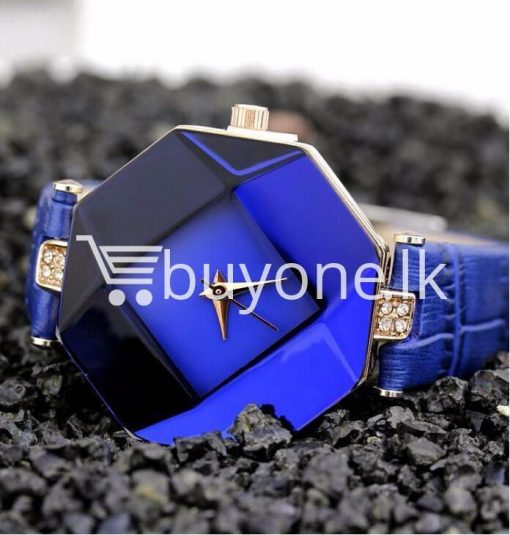 new 2016 cocodesign blue stone crystal quartz watch watch store special best offer buy one lk sri lanka 87018 1 510x535 - New 2016 CocoDesign Blue Stone Crystal Quartz Watch