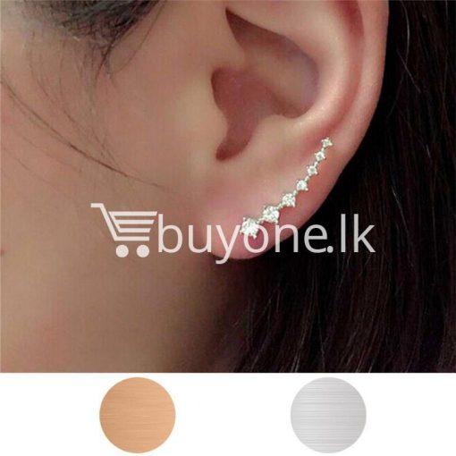 new fashion women rhinestone crystal earrings earrings special best offer buy one lk sri lanka 62695 510x510 - New Fashion  Women Rhinestone Crystal Earrings