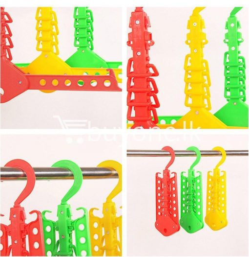 new portable foldable magic multi purpose clothes hanger household appliances special best offer buy one lk sri lanka 37398 1 510x525 - NEW Portable Foldable Magic Multi-Purpose Clothes Hanger