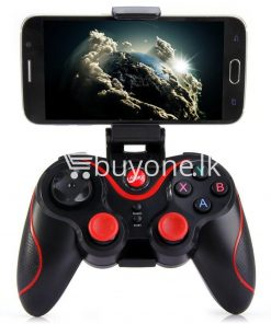 professional wireless gaming gamepad controller for samsung htc oneplus tablet pc tv box smartphone mobile phone accessories special best offer buy one lk sri lanka 44736 247x296 - Professional Wireless Gaming Gamepad Controller For Samsung, HTC, OnePlus, Tablet, PC, TV Box, Smartphone