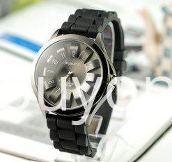 womage top selling brand sunflower quartz silicone watch watch store special best offer buy one lk sri lanka 84921 1 247x233 - Womage Top Selling Brand Sunflower Quartz Silicone Watch