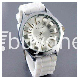 womage top selling brand sunflower quartz silicone watch watch store special best offer buy one lk sri lanka 84922 - Womage Top Selling Brand Sunflower Quartz Silicone Watch