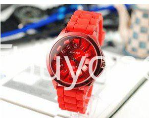 womage top selling brand sunflower quartz silicone watch watch store special best offer buy one lk sri lanka 84923 - Womage Top Selling Brand Sunflower Quartz Silicone Watch