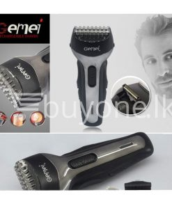 gemei rechargeable shaver gm 9003 warranty best deals offer online shopping send gifts sri lanka buy one lk ikman deals 247x296 - Gemei Rechargeable Shaver (GM-9003) with Warranty