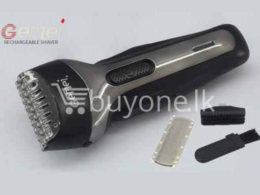 gemei rechargeable shaver gm 9003 warranty best deals offer online shopping send gifts sri lanka buy one lk ikman deals 4 510x383 - Gemei Rechargeable Shaver (GM-9003) with Warranty