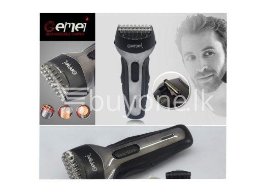gemei rechargeable shaver gm 9003 warranty best deals offer online shopping send gifts sri lanka buy one lk ikman deals 510x383 - Gemei Rechargeable Shaver (GM-9003) with Warranty