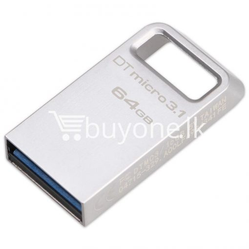 64gb kingston usb 3.0 data traveler micro 3.1 flash pen drive computer store special best offer buy one lk sri lanka 43536 510x510 - 64GB Kingston USB 3.0 Data Traveler Micro 3.1 Flash Pen drive