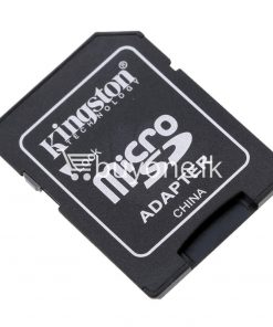 kingston 4gb micro sd card memory card with adapter mobile phone accessories special best offer buy one lk sri lanka 80211 247x296 - Kingston 4GB Micro SD Card Memory Card with Adapter