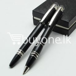 montblanc pen starwalker black resin ballpoint with retail box accessories special best offer buy one lk sri lanka 57118 247x247 - MontBlanc Pen Starwalker Black Resin Ballpoint with Retail Box