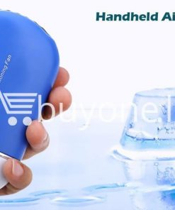 new portable fashion mini fan air conditioning fan home and kitchen special best offer buy one lk sri lanka 93835 247x296 - New Portable Fashion Mini Fan Air Conditioning Fan