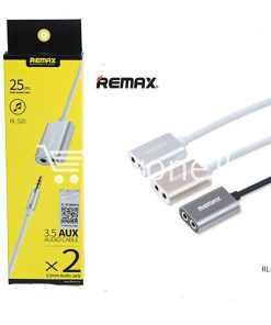 original remax 3.5mm aux cable plug audio wire jack mobile phone accessories special best offer buy one lk sri lanka 25928 247x296 - Original Remax 3.5mm AUX Cable Plug Audio Wire Jack