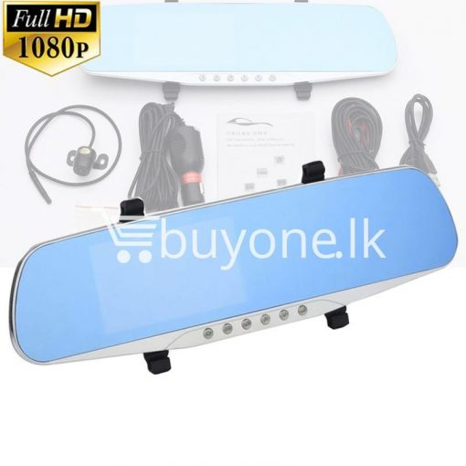 rearview mirror car recorder dual rear view mirror automobile store special best offer buy one lk sri lanka 95355 510x510 - Rearview Mirror Car Recorder Dual Rear View Mirror