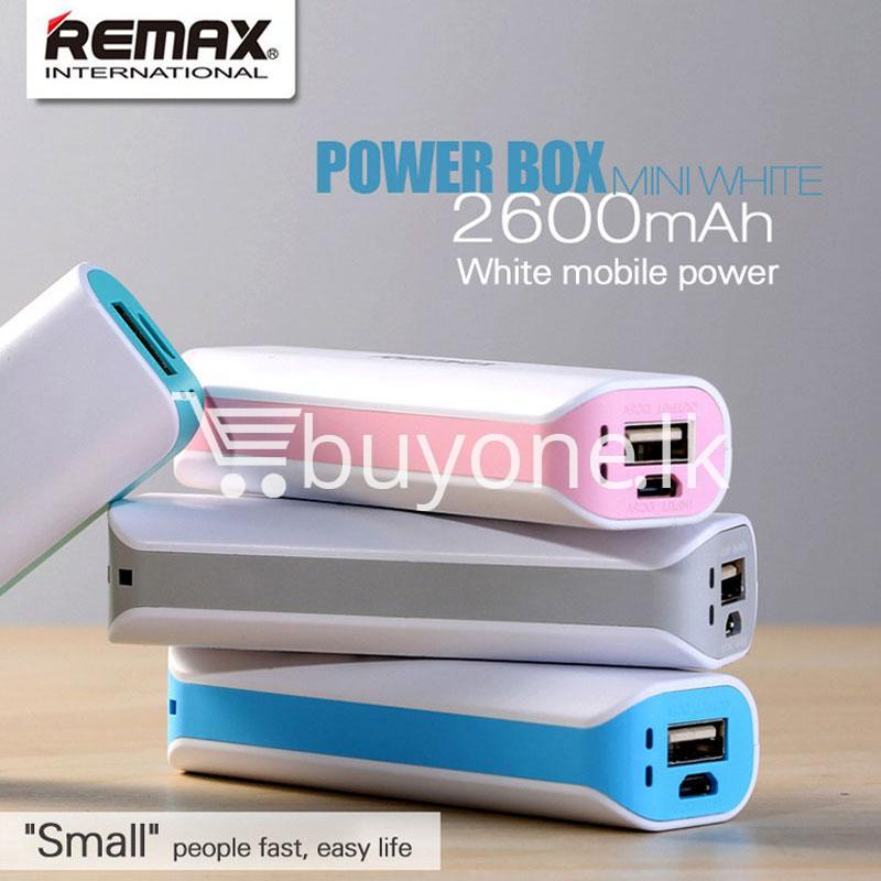 Best Deal Remax Power Bank 2600 Mah Portable Backup Battery
