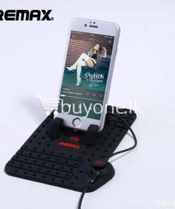remax universal car holder with 2 in 1 charging output mobile phone accessories special best offer buy one lk sri lanka 18281 247x296 - Remax Universal Car Holder with 2 in 1 Charging Output