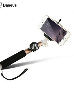 baseus stable series handheld extendable selfie stick with selfie remote mobile store special best offer buy one lk sri lanka 46182 247x296 - Baseus Stable Series Handheld Extendable Selfie Stick with Selfie Remote