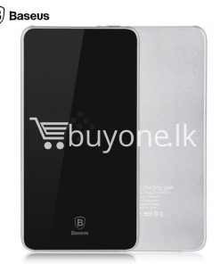 baseus wireless charging base with fast charger power bank 5000mah for iphone samsung htc mi mobile phones mobile phone accessories special best offer buy one lk sri lanka 74383 247x296 - BASEUS Wireless Charging Base with Fast Charger Power Bank 5000mAh For iPhone Samsung HTC MI Mobile Phones