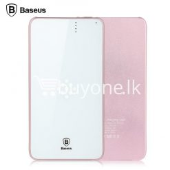 baseus wireless charging base with fast charger power bank 5000mah for iphone samsung htc mi mobile phones mobile phone accessories special best offer buy one lk sri lanka 74384 247x247 - BASEUS Wireless Charging Base with Fast Charger Power Bank 5000mAh For iPhone Samsung HTC MI Mobile Phones