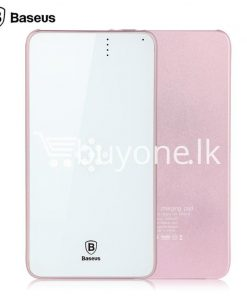 baseus wireless charging base with fast charger power bank 5000mah for iphone samsung htc mi mobile phones mobile phone accessories special best offer buy one lk sri lanka 74384 247x296 - BASEUS Wireless Charging Base with Fast Charger Power Bank 5000mAh For iPhone Samsung HTC MI Mobile Phones