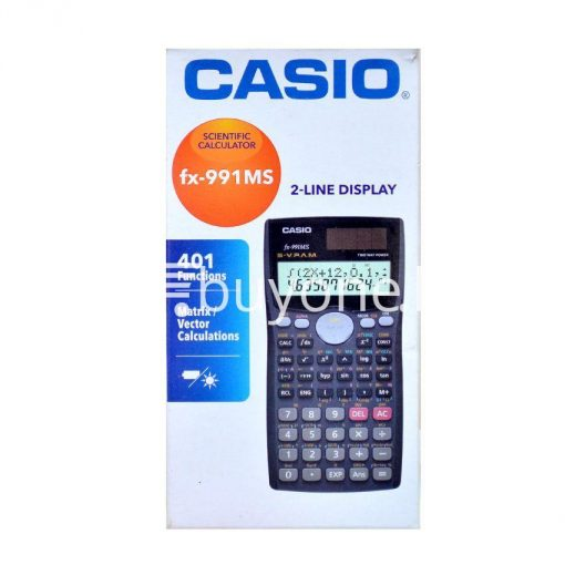 casio scientific calculator model fx991ms 2 line display computer store special best offer buy one lk sri lanka 73380 510x510 - Casio Scientific Calculator Model fx991MS 2 Line Display