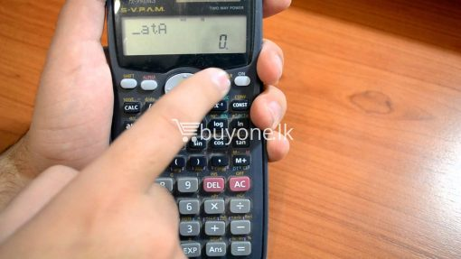 casio scientific calculator model fx991ms 2 line display computer store special best offer buy one lk sri lanka 73382 510x287 - Casio Scientific Calculator Model fx991MS 2 Line Display