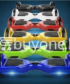 Hoverboard Smart Balancing Wheel with Bluetooth & Remote