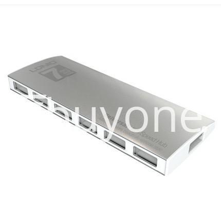 ldnio 7 ports metal usb hub high speed computer store special best offer buy one lk sri lanka 40043 - LDNIO 7-Ports Metal USB HUB High-speed