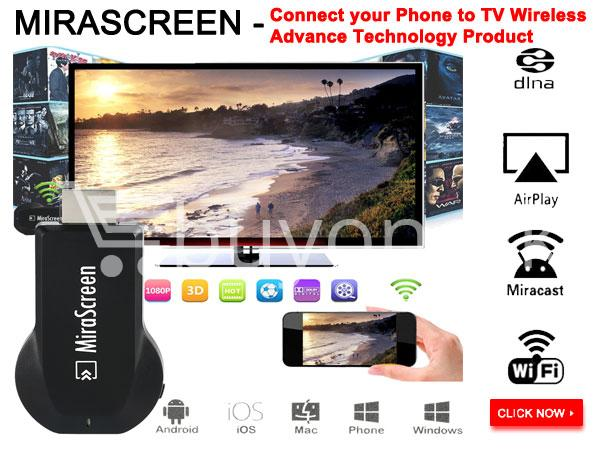 mirascreen connect tv wireless hdmi online deals best valentine ramadan christmas offers buy one lk sri lanka - Online Shopping Store in Sri lanka, Latest Mobile Accessories, Latest Electronic Items, Latest Home Kitchen Items in Sri lanka, Stereo Headset with Remote Controller, iPod Usb Charger, Micro USB to USB Cable, Original Phone Charger | Buyone.lk Homepage