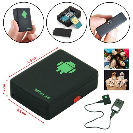 new mini realtime gsmgprsgps tracker device locator for kids cars dogs mobile phone accessories special best offer buy one lk sri lanka 5 510x510 - Mini Realtime GSM/GPRS/GPS Tracker Device Locator For KIDs Cars Dogs