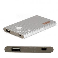 new original remax 6000mah jazz platinum power bank wake up for ever mobile phone accessories special best offer buy one lk sri lanka 80902 247x247 - New Original Remax 6000mAh Jazz Platinum Power Bank Wake up for ever